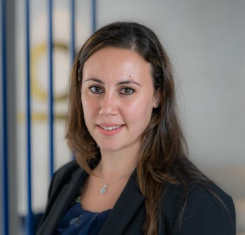 Gabriella Bongailas, Accounts Outsourcing Manager